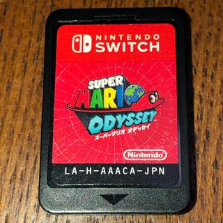 Nintendo Switch - スーパーマリオオデッセイ Nintendo Switch