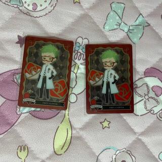 ディズニー(Disney)のツイステ トレイ SD メタカ3(カード)