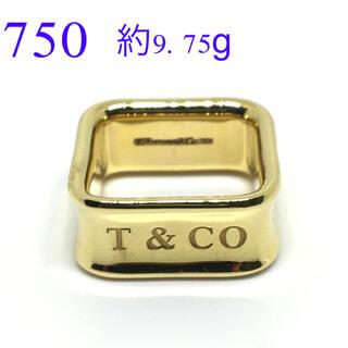 Tiffany & Co. - ティファニー ゴールド リング 750 K18