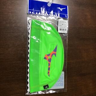 ミズノ(MIZUNO)のMIZUNO ミズノ メッシュキャップ 水泳 競泳 帽子 ジュニア 選手 M(マリン/スイミング)