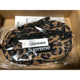 Supreme - Supreme Waist Bag leopard ウエストバッグ