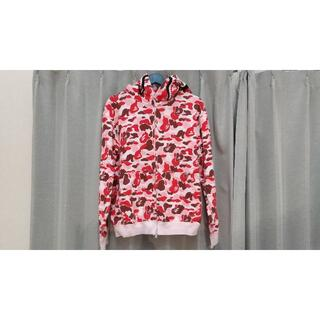 A BATHING APE - A BATHNG APE シャークパーカー