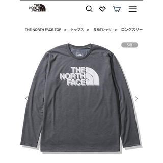 THE NORTH FACE - 新品 タグ付き ノースフェイス ビッグロゴティー スポーツウェア NT82073