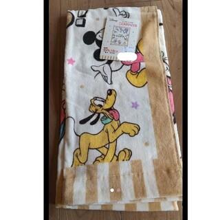 Disney - バースデイ  レトロミッキー  お昼寝  タオルケット