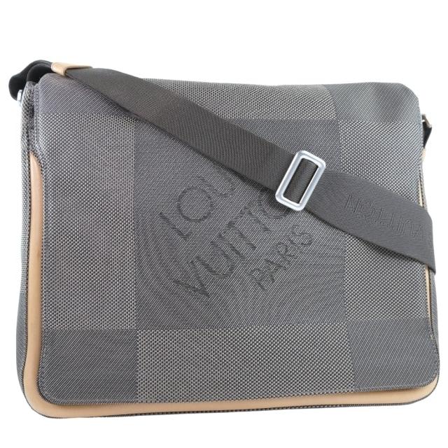 LOUIS VUITTON(ルイヴィトン)のルイ・ヴィトン メサジュMM   M93226  ダミエジェアンキ メンズのバッグ(ショルダーバッグ)の商品写真