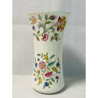 ミントン(MINTON)の【 未使用 】イギリス製 MINTON(ミントン) bone china  花瓶(花瓶)