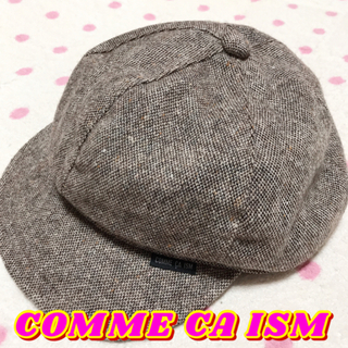 COMME CA ISM - COMME CA ISM  帽子 子ども キッズ