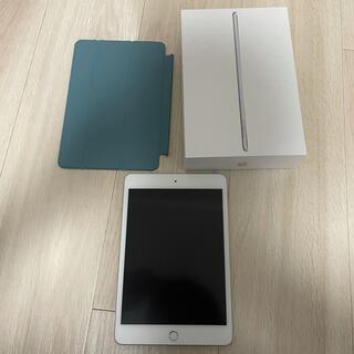 iPad - ipad mini5 simフリー 64gb シルバー 純正スマートカバー付