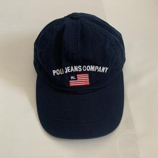 Ralph Lauren - POLO JEANS ロゴ刺繍CAP