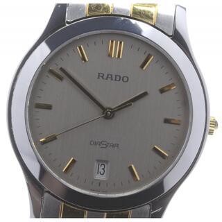 ラドー(RADO)のラドー ダイアスター  115.0603.3 クォーツ メンズ 【中古】(腕時計(アナログ))