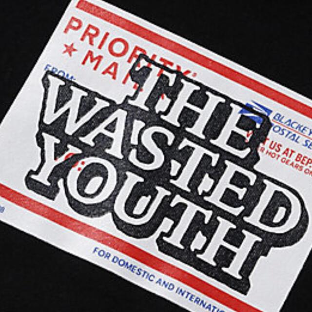 Supreme(シュプリーム)のBLACK EYE PATCH × WASTED YOUTH フーディ 黒/L メンズのトップス(パーカー)の商品写真
