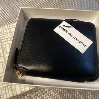 コムデギャルソン(COMME des GARCONS)のCOMME des GARCONS 財布 二つ折り財布(折り財布)