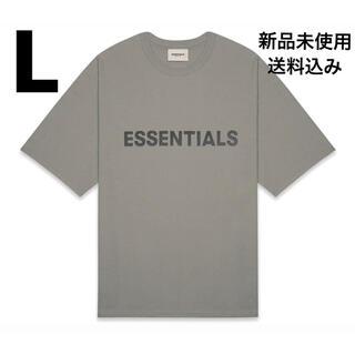 FEAR OF GOD - ESSENTIALS LOGO T-SHIRT ロゴ Tシャツ