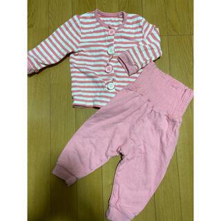 イオン(AEON)のパジャマ 80✳︎ボーダー(パジャマ)