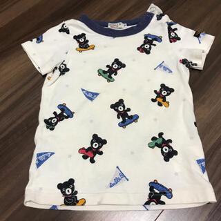 DOUBLE.B - ミキハウス ダブルビー Tシャツ 90cm