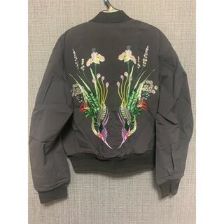 mame - 『新品』mame 刺繍 ブルゾン ジャケット デサント