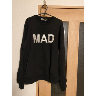 UNDERCOVER - undercover MAD スウェット