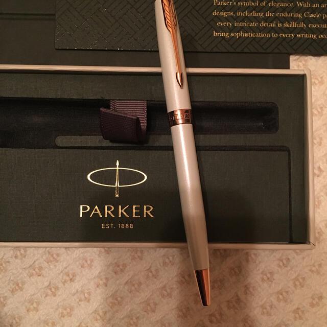 Parker(パーカー)のパーカー ソネット インテリア/住まい/日用品の文房具(ペン/マーカー)の商品写真