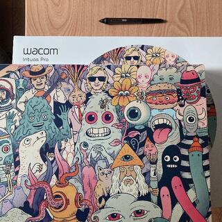 ワコム(Wacom)のペン未使用◎Wacom Intuos Pro L(PC周辺機器)