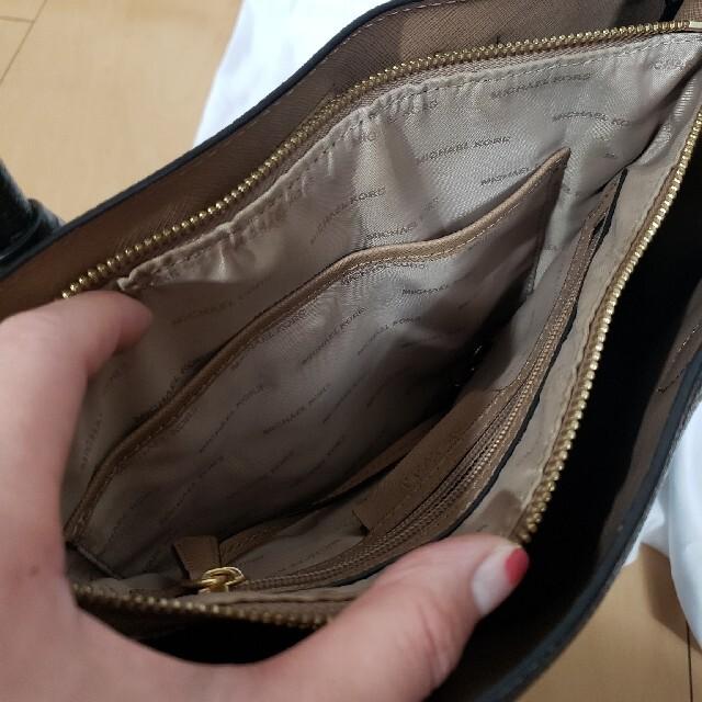 Michael Kors(マイケルコース)の美品MICHAEL KORS レザー2wayハンドバッグ ショルダーバッグ レディースのバッグ(ハンドバッグ)の商品写真
