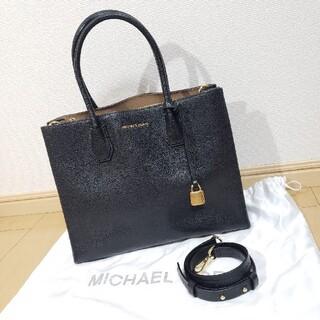Michael Kors - 美品MICHAEL KORS レザー2wayハンドバッグ ショルダーバッグ