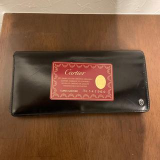 カルティエ(Cartier)のカルティエ 長財布 メンズ(長財布)
