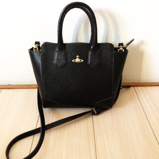 Vivienne Westwood - ☆極美品、定価38880円☆ EXECUTIVE2、2wayショルダーバッグ