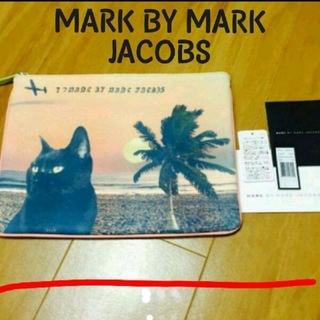 マークバイマークジェイコブス(MARC BY MARC JACOBS)の極美品(未使用) MARK BY MARK JACOBS  クラッチバッグ(クラッチバッグ)