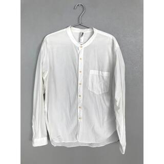 マーガレットハウエル(MARGARET HOWELL)のマーガレットハウエルのバンドカラーシャツ(シャツ)