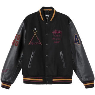 STUSSY - stussy 40th jacket