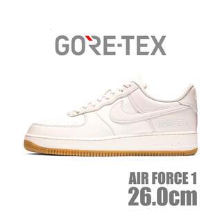 ナイキ(NIKE)の【26.0cm】AIRFORCE1 GORE-TEX(スニーカー)