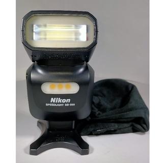 Nikon - Nikon SPEEDLITE SB-500 sb500 ストロボ