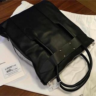 Maison Martin Margiela - 定価28万円 正規品 Maison Margiela レザー トートバッグ