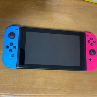 Nintendo Switch - ニンテンドースイッチ本体 未対策機