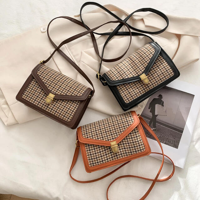ZARA(ザラ)のパターンシックショルダーバッグ レディースのバッグ(ショルダーバッグ)の商品写真