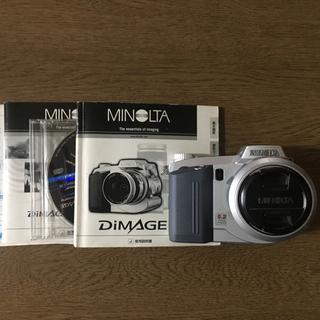 コニカミノルタ(KONICA MINOLTA)のミノルタDiMAGE 7(動作未確認))(デジタル一眼)