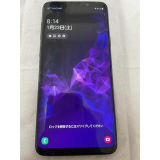 SAMSUNG - GalaxyS9+ 64GB ブラック 美品