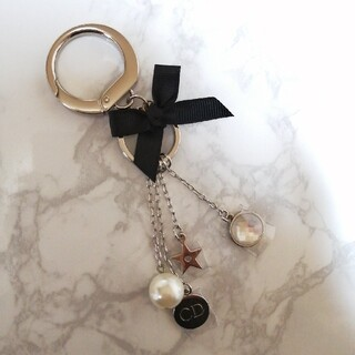 Dior - Dior バッグチャーム キーリング