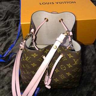 LOUIS VUITTON - ルイヴィトン LOUIS VUITTON ネオノエ ローズプードル 超美品!!