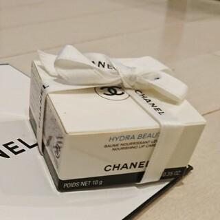 CHANEL - 【新品未使用】CHANEL イドラビューティーリップバーム&コットン