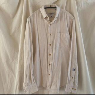 美品 ADAMKIMEL×carhartt アダムキメルカーハート ネルシャツ