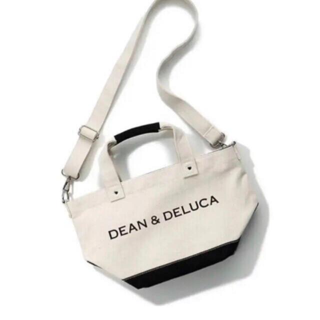 DEAN & DELUCA(ディーンアンドデルーカ)の【限定品】DEAN&DELUCA ショルダーバッグ キャンバストート 2way レディースのバッグ(トートバッグ)の商品写真