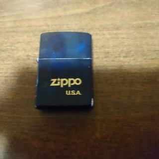 ジッポー(ZIPPO)のジッポライター(タバコグッズ)