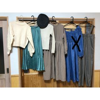 アルシーヴ(archives)の洋服まとめ売り archives   w closet(セット/コーデ)