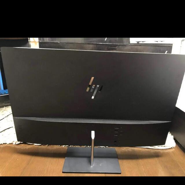 HP(ヒューレットパッカード)のHP ENVY 27s 4Kディスプレイ ライン抜けあり スマホ/家電/カメラのPC/タブレット(ディスプレイ)の商品写真