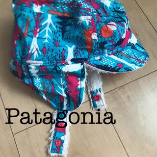 patagonia - 未使用♡Patagonia ベビー ボア帽子