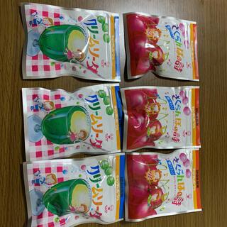 ユーハミカクトウ(UHA味覚糖)のさくらんぼの詩 各3袋セット 計6個(菓子/デザート)