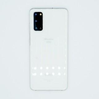 Galaxy - Galaxy S20 5G SC-51A クラウドホワイト simロック解除済み