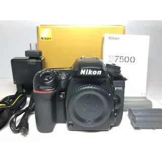 Nikon - 付属品多数 ニコン D7500 ボディ
