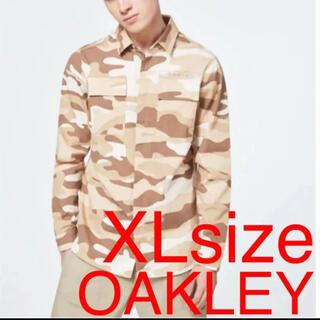 Oakley - 【XLsize】新品 人気モデル オークリー カーゴシャツ